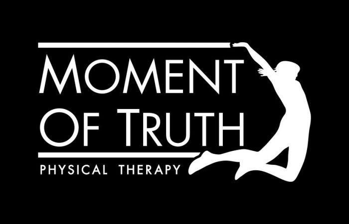 Moment of Truth PT Logo Black Background